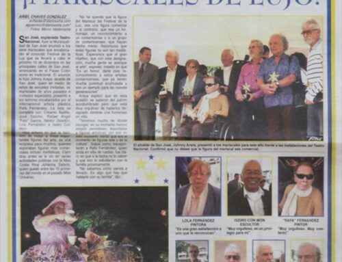 Diario Extra: ¡Mariscales de lujo!