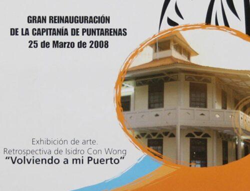 Capitanía de Puntarenas: Volviendo a mi puerto